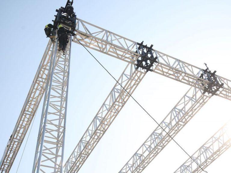 MPT-tower tour de levage